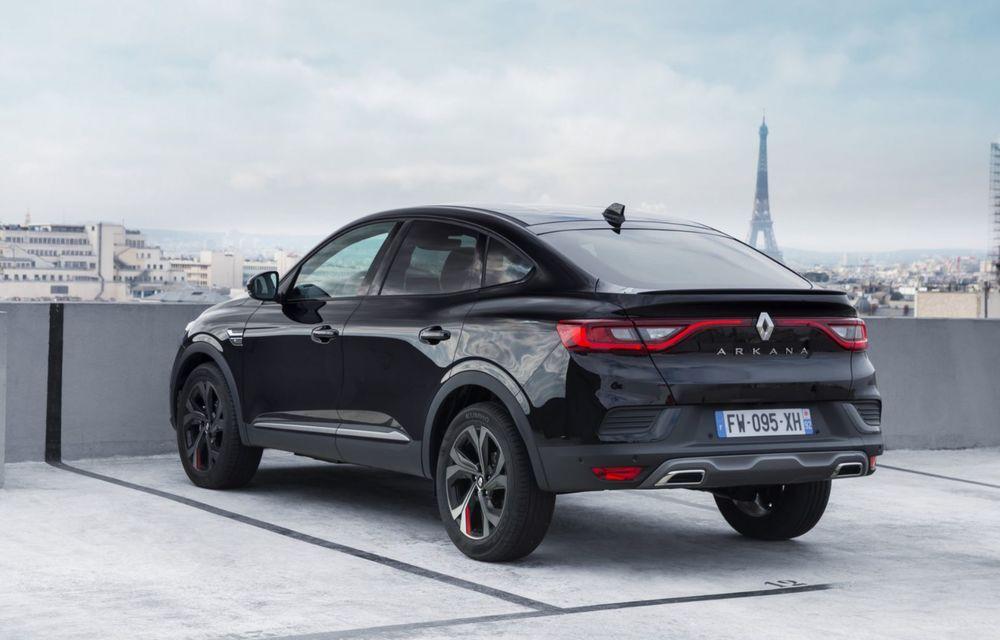Renault Arkana poate fi comandat în Europa. Pornește de la 30.000 de euro în Franța - Poza 10