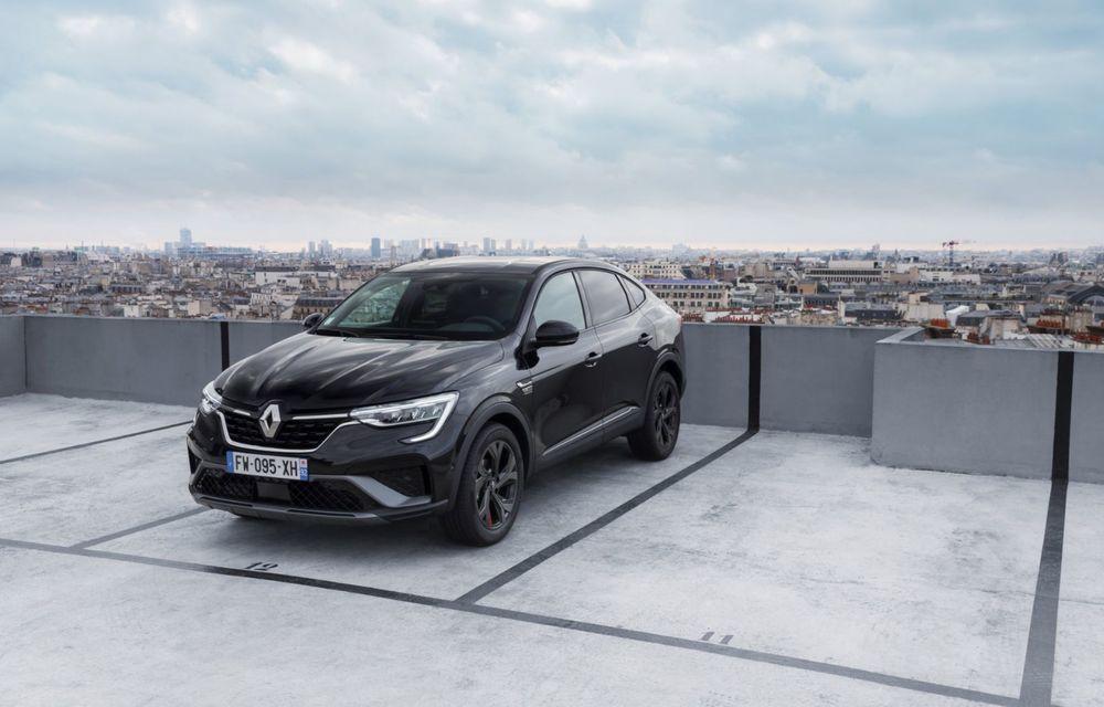 Renault Arkana poate fi comandat în Europa. Pornește de la 30.000 de euro în Franța - Poza 9