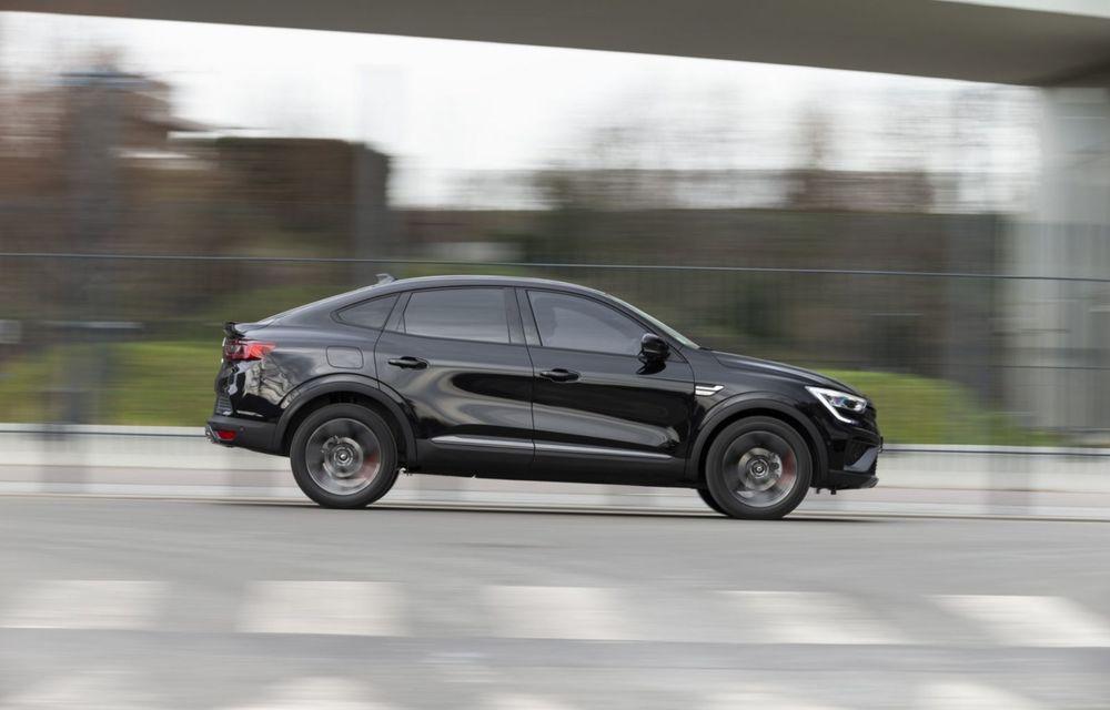 Renault Arkana poate fi comandat în Europa. Pornește de la 30.000 de euro în Franța - Poza 6