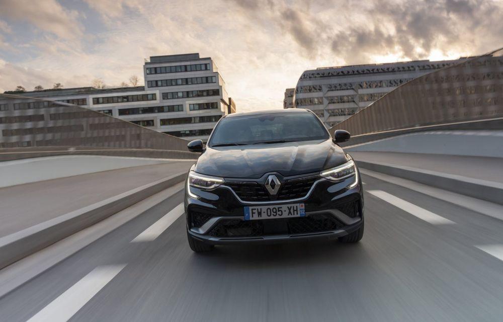 Renault Arkana poate fi comandat în Europa. Pornește de la 30.000 de euro în Franța - Poza 4