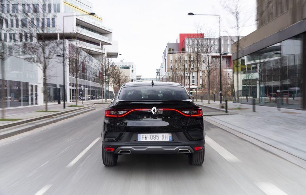 Renault Arkana poate fi comandat în Europa. Pornește de la 30.000 de euro în Franța - Poza 8
