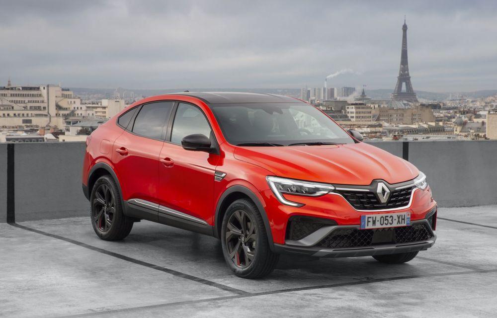Renault Arkana poate fi comandat în Europa. Pornește de la 30.000 de euro în Franța - Poza 1