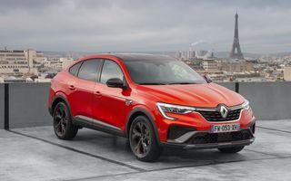 Renault Arkana poate fi comandat în Europa. Pornește de la 30.000 de euro în Franța