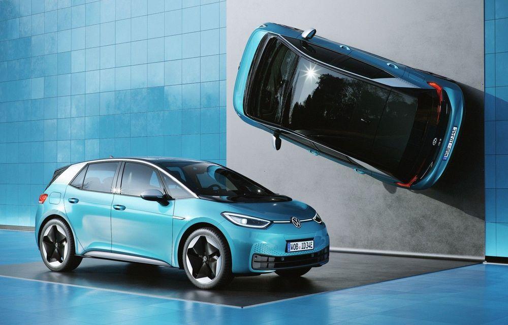 Volkswagen va lansa mașina electrică de 20.000 de euro în 2025. Noul ID.5 se va lansa anul acesta - Poza 1