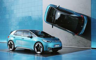 Volkswagen va lansa mașina electrică de 20.000 de euro în 2025. Noul ID.5 se va lansa anul acesta