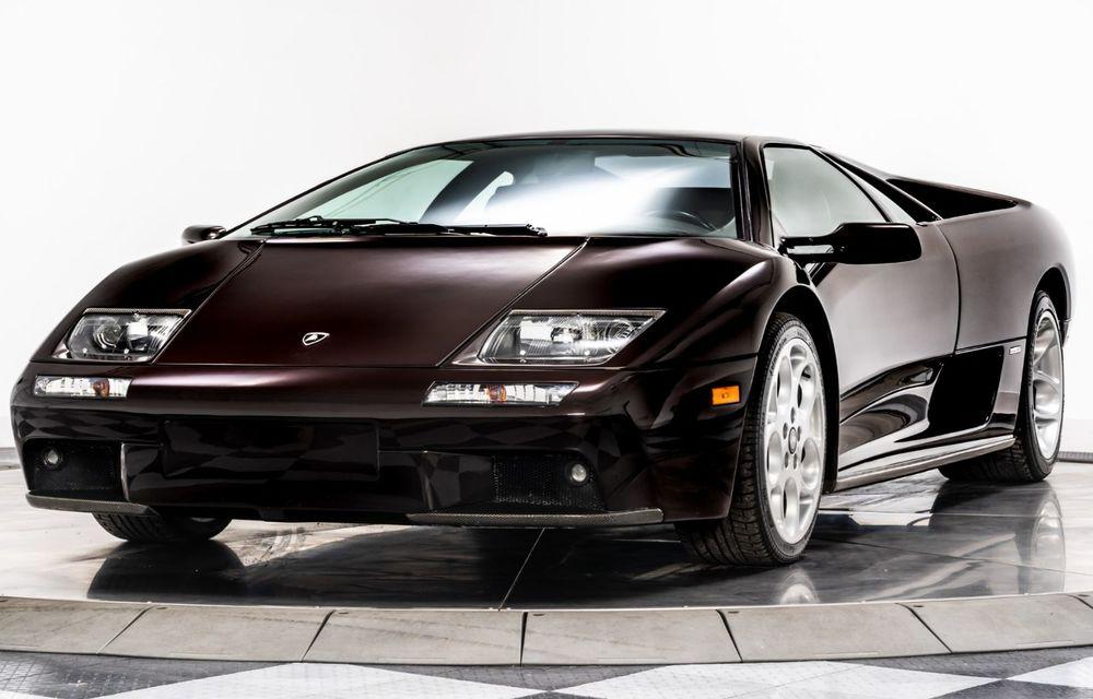 De ce ai vinde un Lamborghini Diablo SE extrem de rar? În trei ani, proprietarul a cheltuit 40.000 de dolari pe întreținerea lui - Poza 1