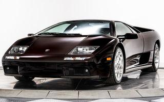 De ce ai vinde un Lamborghini Diablo SE extrem de rar? În trei ani, proprietarul a cheltuit 40.000 de dolari pe întreținerea lui
