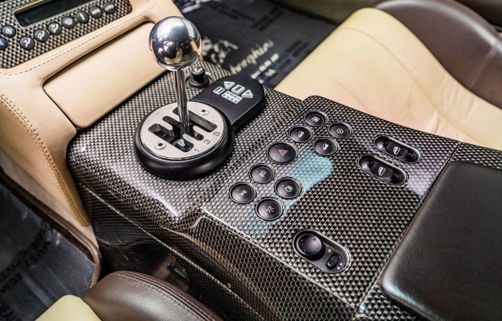 De ce ai vinde un Lamborghini Diablo SE extrem de rar? În trei ani, proprietarul a cheltuit 40.000 de dolari pe întreținerea lui - Poza 12