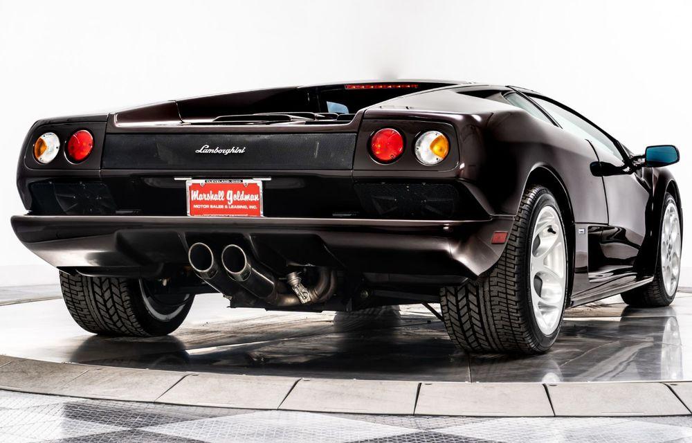 De ce ai vinde un Lamborghini Diablo SE extrem de rar? În trei ani, proprietarul a cheltuit 40.000 de dolari pe întreținerea lui - Poza 5