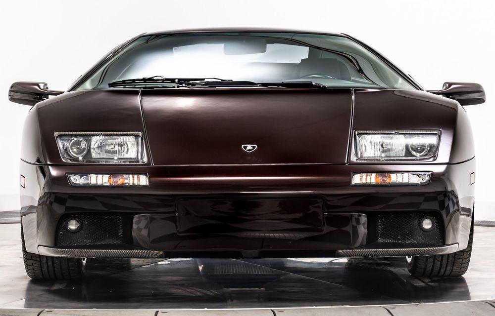 De ce ai vinde un Lamborghini Diablo SE extrem de rar? În trei ani, proprietarul a cheltuit 40.000 de dolari pe întreținerea lui - Poza 2