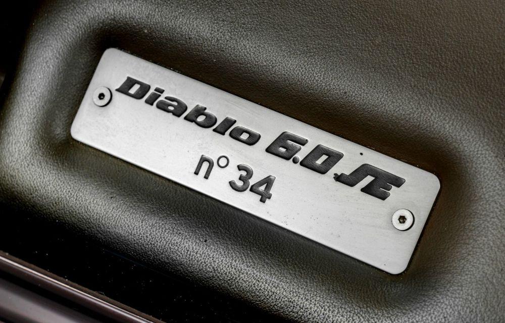 De ce ai vinde un Lamborghini Diablo SE extrem de rar? În trei ani, proprietarul a cheltuit 40.000 de dolari pe întreținerea lui - Poza 14