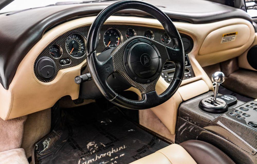 De ce ai vinde un Lamborghini Diablo SE extrem de rar? În trei ani, proprietarul a cheltuit 40.000 de dolari pe întreținerea lui - Poza 9