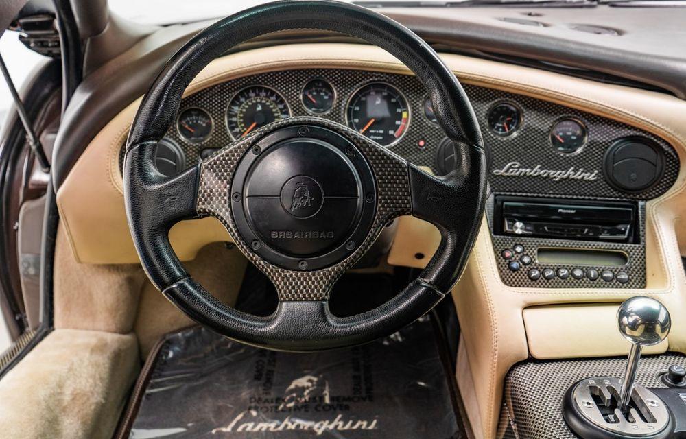 De ce ai vinde un Lamborghini Diablo SE extrem de rar? În trei ani, proprietarul a cheltuit 40.000 de dolari pe întreținerea lui - Poza 11