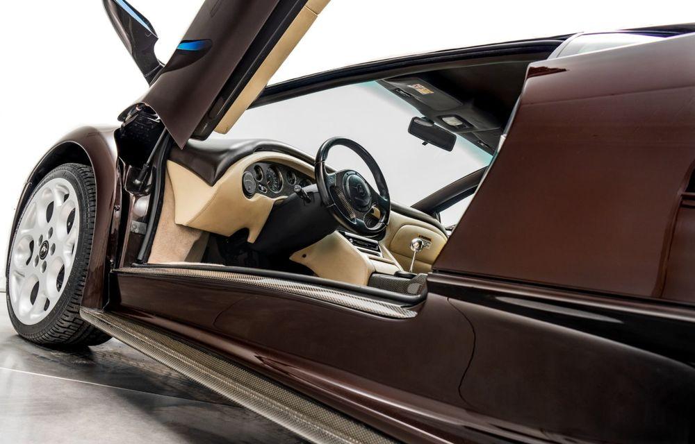 De ce ai vinde un Lamborghini Diablo SE extrem de rar? În trei ani, proprietarul a cheltuit 40.000 de dolari pe întreținerea lui - Poza 8