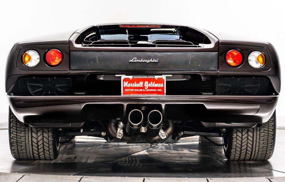 De ce ai vinde un Lamborghini Diablo SE extrem de rar? În trei ani, proprietarul a cheltuit 40.000 de dolari pe întreținerea lui - Poza 4
