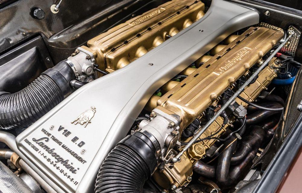 De ce ai vinde un Lamborghini Diablo SE extrem de rar? În trei ani, proprietarul a cheltuit 40.000 de dolari pe întreținerea lui - Poza 15