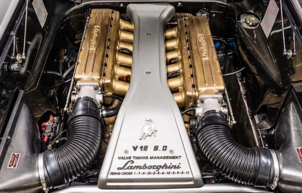 De ce ai vinde un Lamborghini Diablo SE extrem de rar? În trei ani, proprietarul a cheltuit 40.000 de dolari pe întreținerea lui - Poza 16