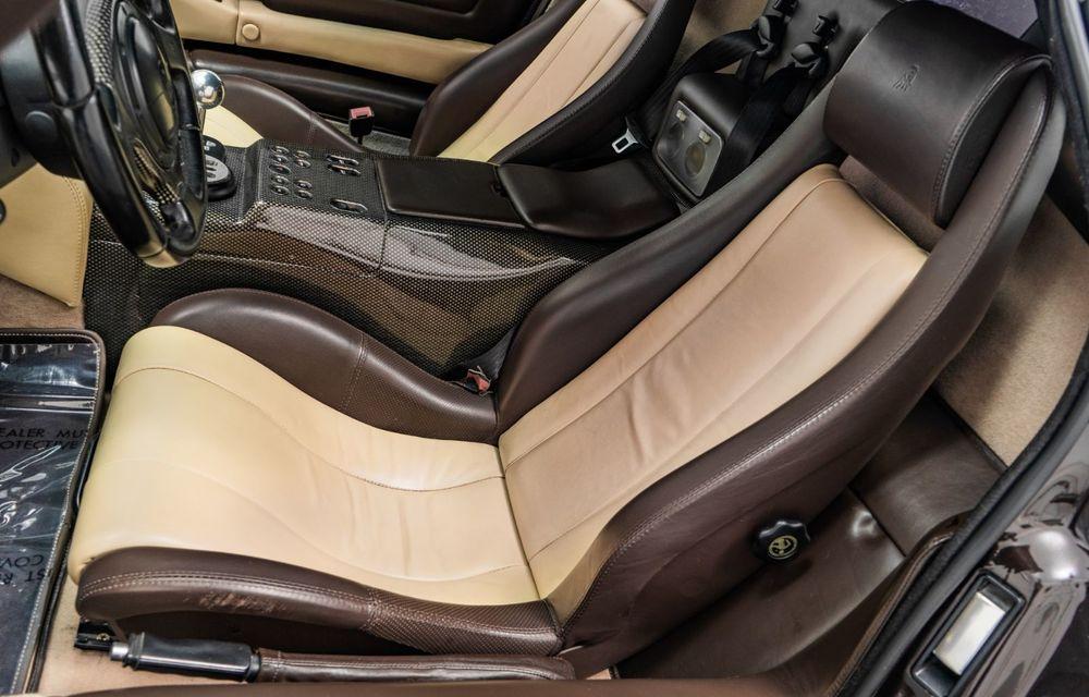 De ce ai vinde un Lamborghini Diablo SE extrem de rar? În trei ani, proprietarul a cheltuit 40.000 de dolari pe întreținerea lui - Poza 13