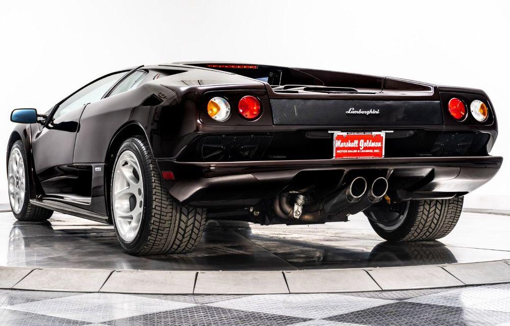 De ce ai vinde un Lamborghini Diablo SE extrem de rar? În trei ani, proprietarul a cheltuit 40.000 de dolari pe întreținerea lui - Poza 6