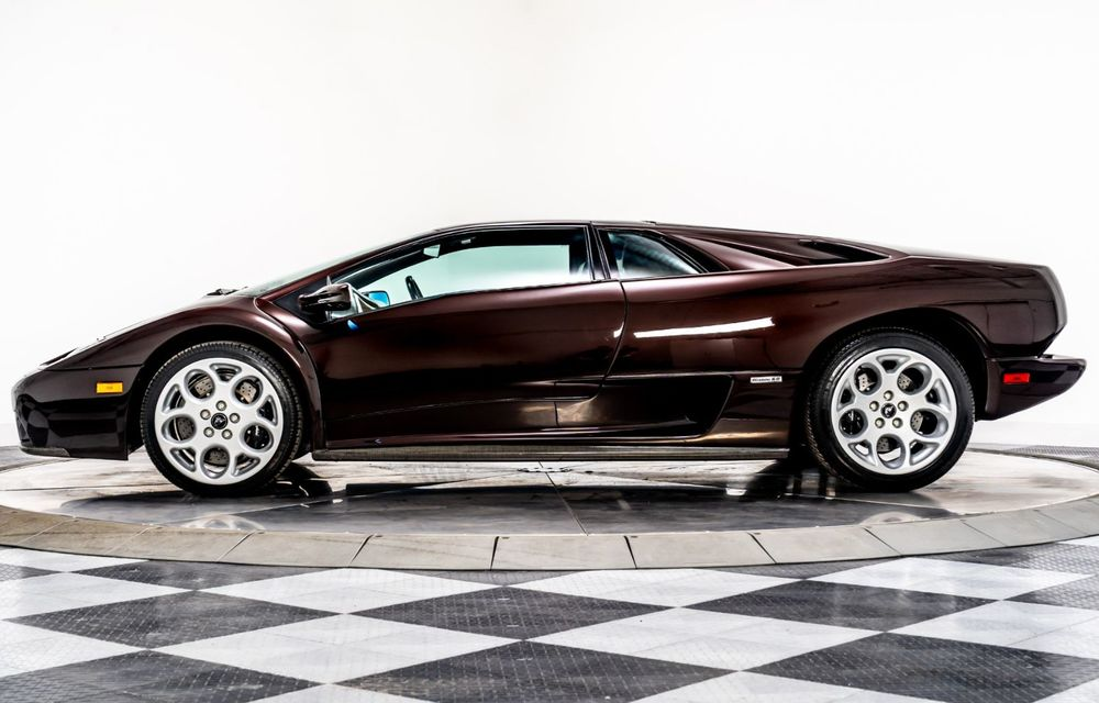 De ce ai vinde un Lamborghini Diablo SE extrem de rar? În trei ani, proprietarul a cheltuit 40.000 de dolari pe întreținerea lui - Poza 3