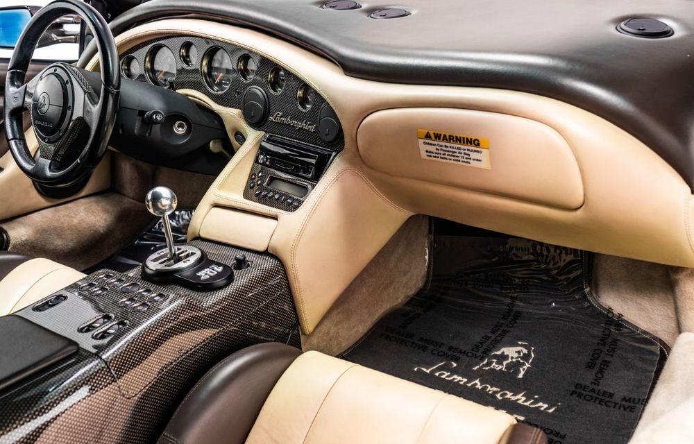 De ce ai vinde un Lamborghini Diablo SE extrem de rar? În trei ani, proprietarul a cheltuit 40.000 de dolari pe întreținerea lui - Poza 10