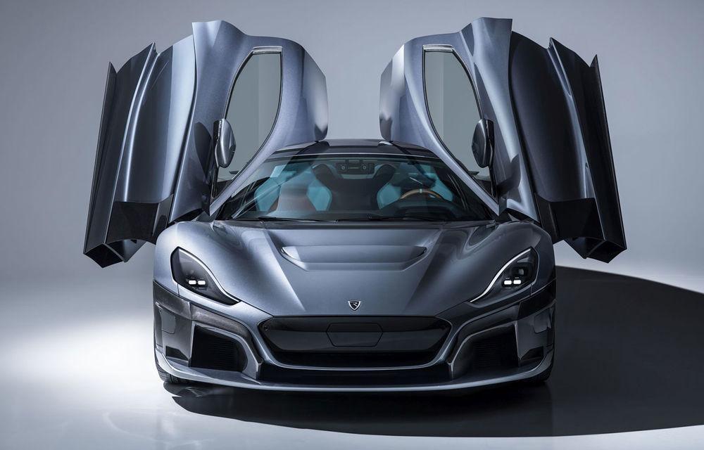 Porsche investește 70 de milioane de euro în Rimac: nemții dețin acum 24% din acțiuni - Poza 1
