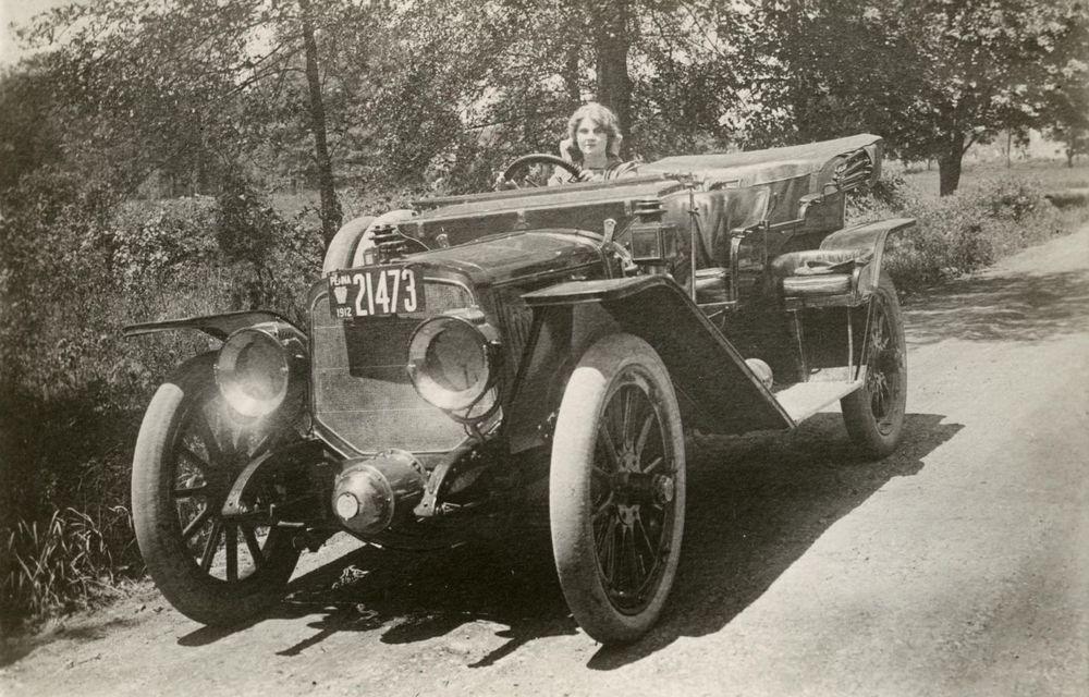 8 MARTIE: Femeile care au scris istoria automobilului - Poza 5