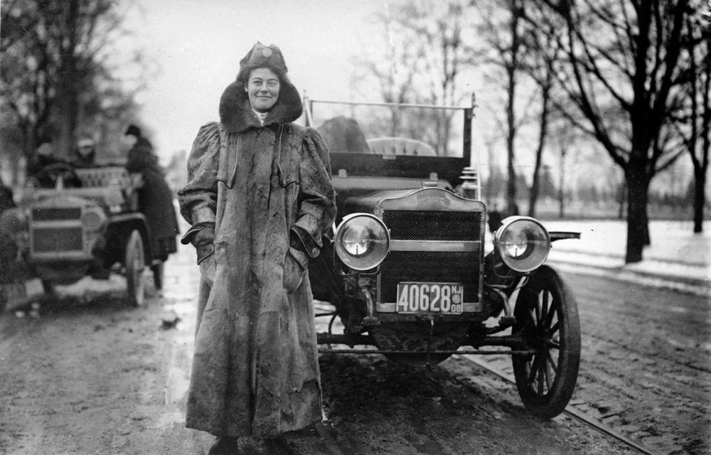 8 MARTIE: Femeile care au scris istoria automobilului - Poza 4
