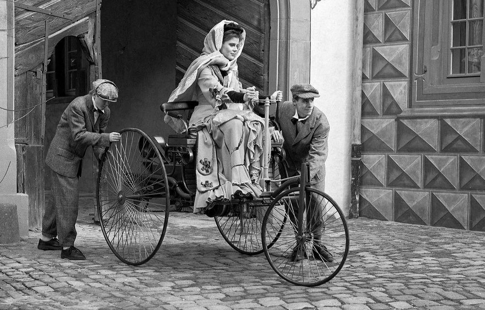 8 MARTIE: Femeile care au scris istoria automobilului - Poza 1