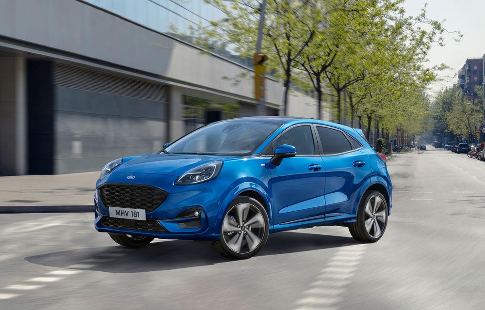 """Puma a devenit cel mai bine vândut Ford din România: """"65% dintre clienți aleg versiunea micro-hibrid de 125 CP"""" - Poza 1"""