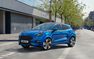 """Puma a devenit cel mai bine vândut Ford din România: """"65% dintre clienți aleg versiunea micro-hibrid de 125 CP"""""""