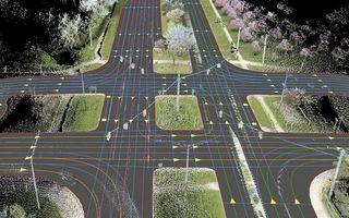 Audi are propriul Waze: sistemul primește informații despre starea vremii și despre potențiale accidente