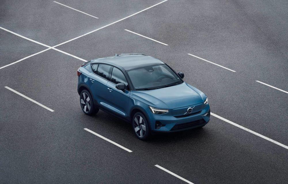 Toate modelele electrice Volvo vin echipate în standard cu anvelope all-season Recharge - Poza 1