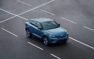 Toate modelele electrice Volvo vin echipate în standard cu anvelope all-season Recharge