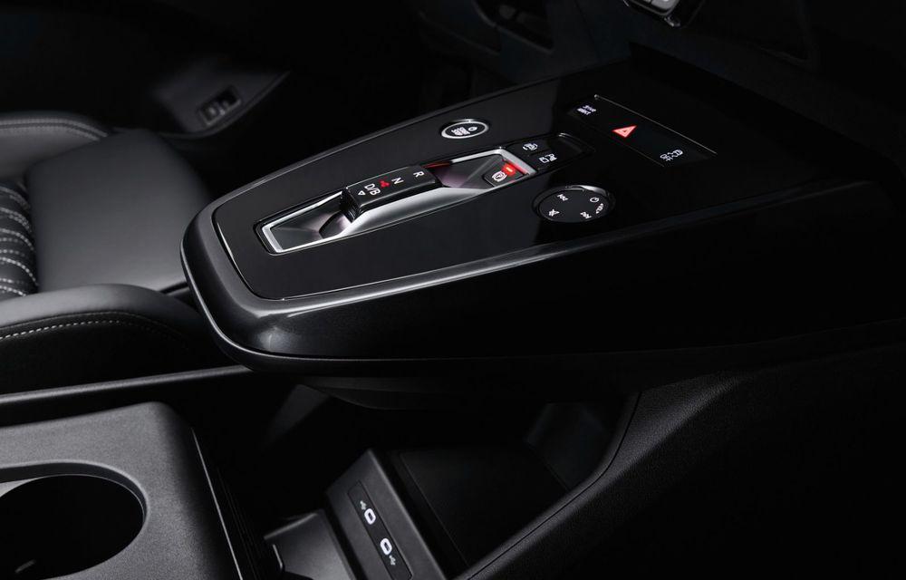 Audi Q4 e-tron: primele imagini și informații din interiorul SUV-ului electric - Poza 12