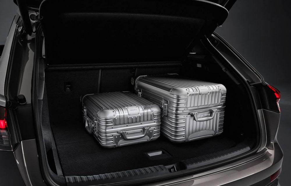 Audi Q4 e-tron: primele imagini și informații din interiorul SUV-ului electric - Poza 19