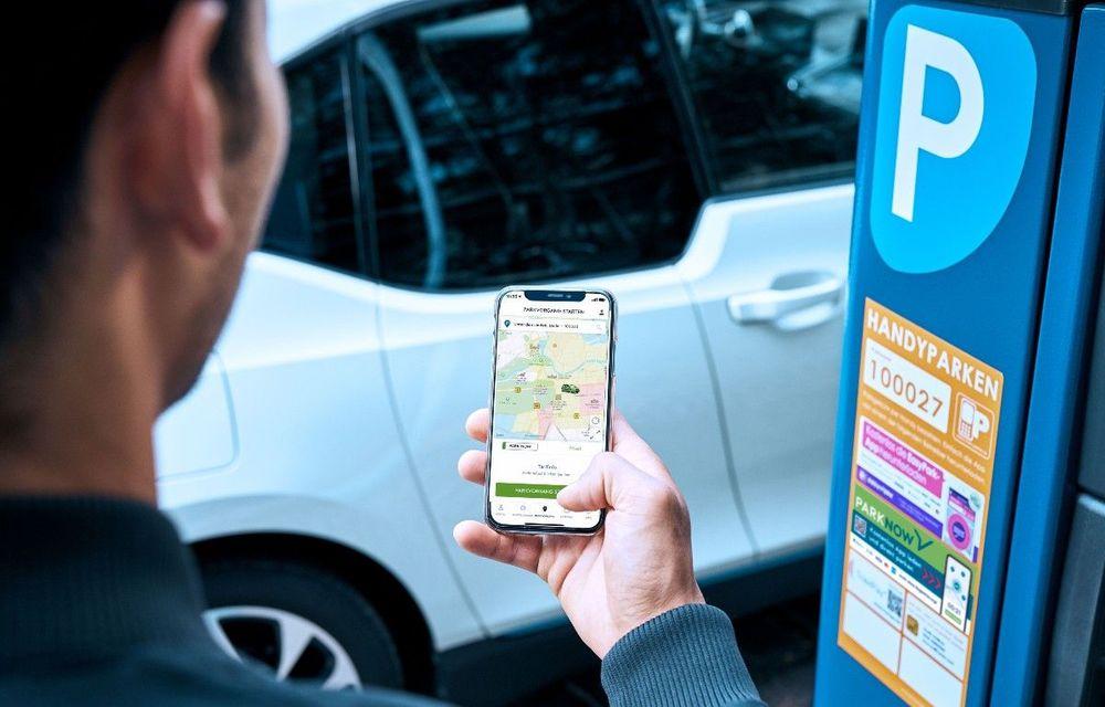 OFICIAL: BMW și Daimler au decis vânzarea aplicației Park Now către suedezii de la EasyPark - Poza 1