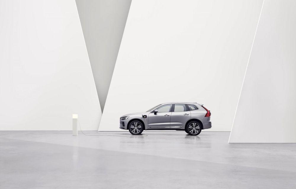 Volvo XC60 facelift: design ușor revizuit și sistem de operare Android - Poza 6