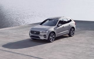 Volvo XC60 facelift: design ușor revizuit și sistem de operare Android