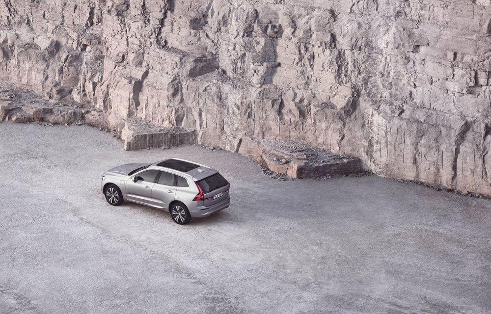 Volvo XC60 facelift: design ușor revizuit și sistem de operare Android - Poza 4