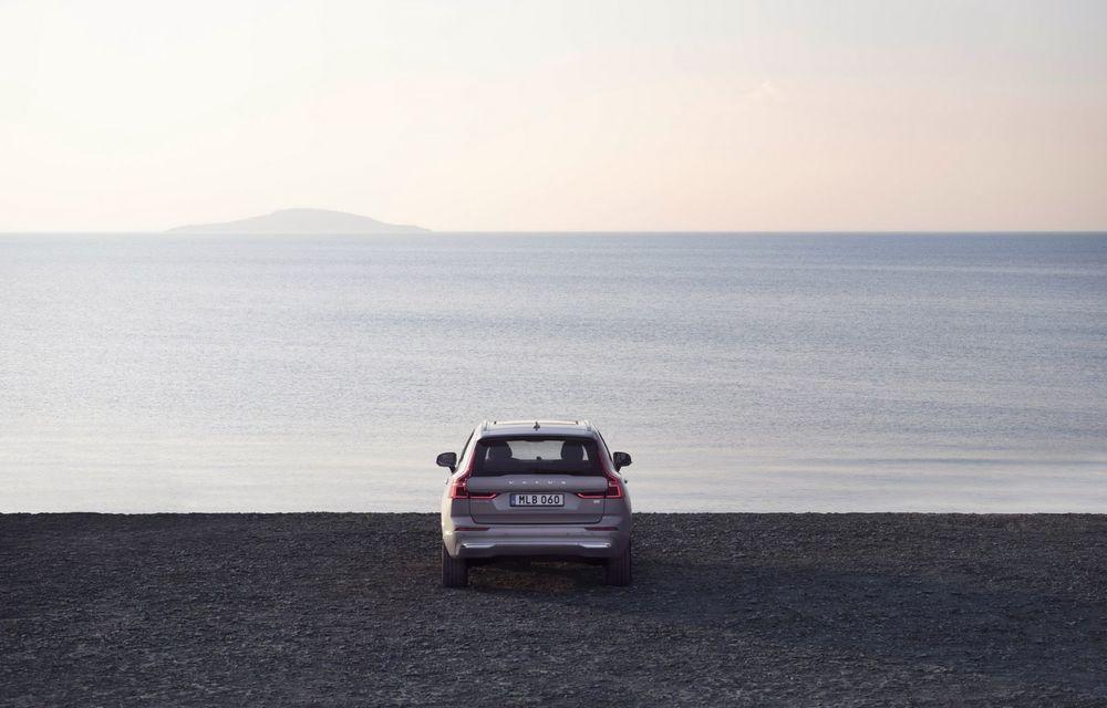 Volvo XC60 facelift: design ușor revizuit și sistem de operare Android - Poza 5