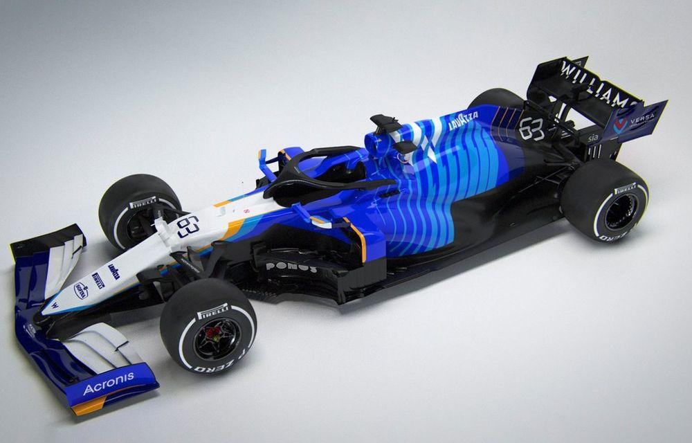 GALERIE FOTO: Lista monoposturilor care vor alerga în sezonul actual de Formula 1 - Poza 11