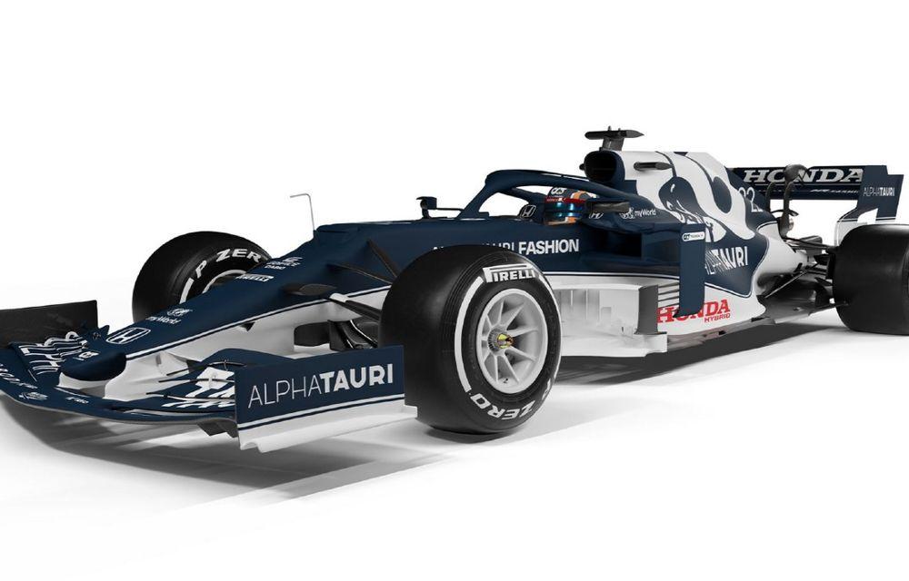 GALERIE FOTO: Lista monoposturilor care vor alerga în sezonul actual de Formula 1 - Poza 8