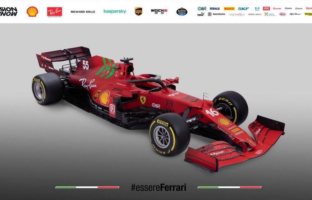 GALERIE FOTO: Lista monoposturilor care vor alerga în sezonul actual de Formula 1 - Poza 3