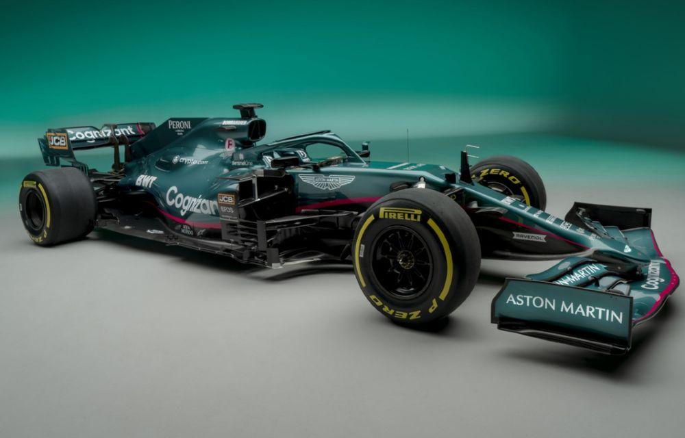 GALERIE FOTO: Lista monoposturilor care vor alerga în sezonul actual de Formula 1 - Poza 7