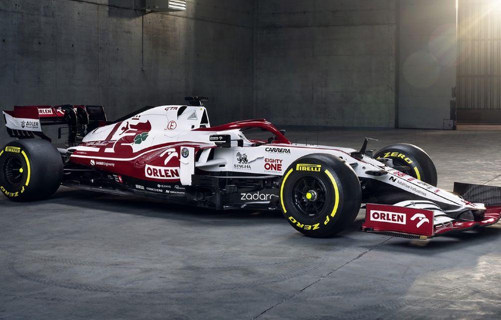 GALERIE FOTO: Lista monoposturilor care vor alerga în sezonul actual de Formula 1 - Poza 9