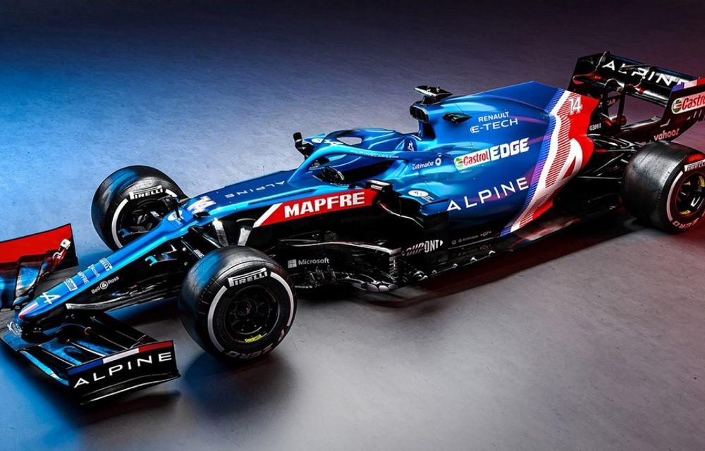 GALERIE FOTO: Lista monoposturilor care vor alerga în sezonul actual de Formula 1 - Poza 6