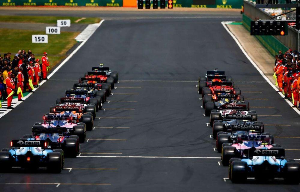 GALERIE FOTO: Lista monoposturilor care vor alerga în sezonul actual de Formula 1 - Poza 1