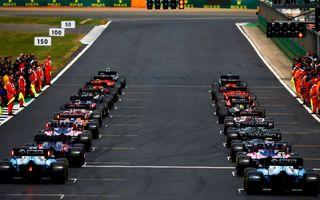 GALERIE FOTO: Lista monoposturilor care vor alerga în sezonul actual de Formula 1