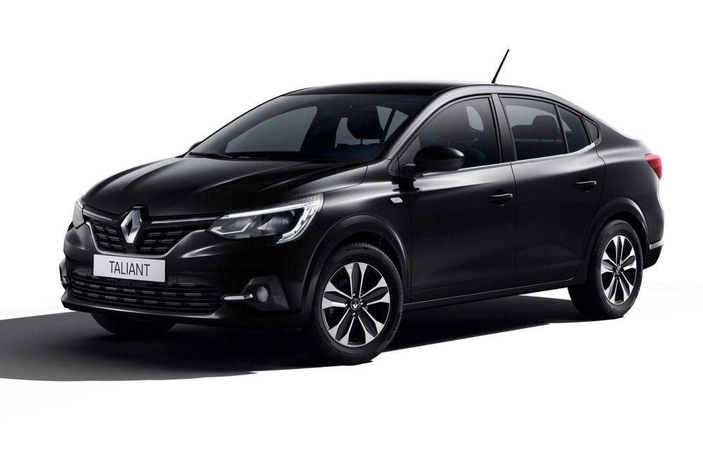 Acesta este noul Taliant! O Dacia Logan cu siglă Renault, lansată recent în Turcia - Poza 1